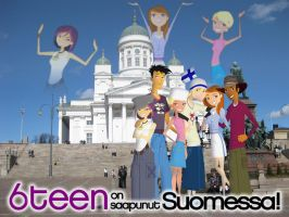 --: 6TEEN Giantesses :-- Kymmenen by daanton