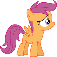 Scootaloo by nero-narmeril