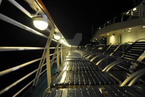 Night Time Chairs by covertsniper83
