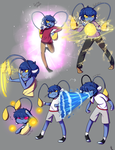 ::STM:: Moveset! by Umbraling