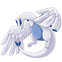Lugia by WolfsMoon1