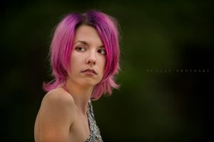 Shelby - portrait by Tommy8250