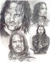 Aragorn by Graphite-Wizzard