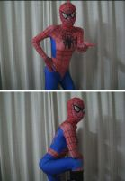 Spider girl. by mysexyzentai