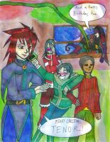 Tenor's Christmas Party by Gojira007