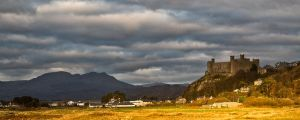 Harlech Castle by CharmingPhotography
