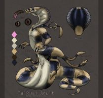 Elegant Racer Ta'Ruui Adopt Auction by Naeomi