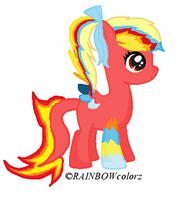 Flamber Foal DTA~ by star4567980