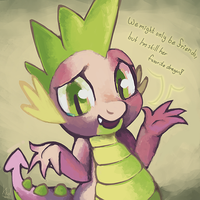 Our Favorite Dragon by Kheltari