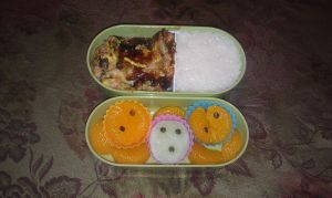 My Thirteenth Bento! by ChiisaiKabocha17