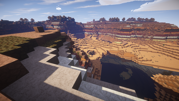 New Shader by RoseaBee