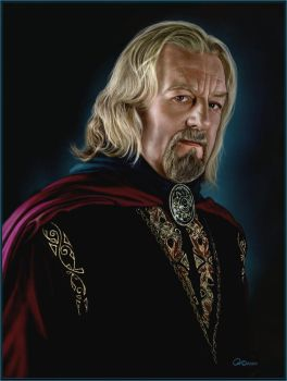 Theoden by wendelin