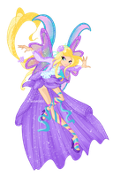 Euphrosyne Harmonix by werunchick