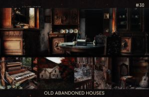 Old Abandoned Houses Texture Pack ll #30 by Lilith-Trash