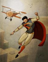 Project Rooftop: Superman by nongravity