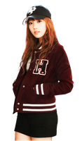 Taeyeon (SNSD) PNG [Render] by GAJMEditions