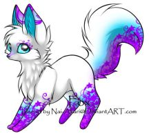 Fox Adoptable ~ 11 [CLOSED] by BiahAdopts