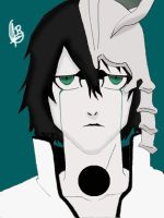 Ulquiorra With Color by lizzsambora