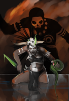 Witch Doctor by bablar