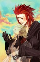 KH- reviens a moi, fantome by chupachup
