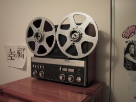 Revox A-77 by divinely