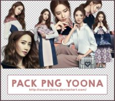 [#2] PACK PNG YOONA by Oscars2sica