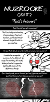 Q and A 2: Boss's and Joline's Answers by DragonwolfRooke