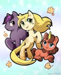 Flower and Friends by LCibos