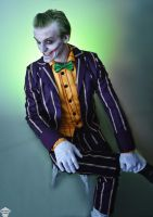 Joker (Arkham Asylum) 4 by ThePuddins