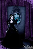 Evil Queen by carlosferreira-art