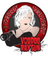 Cherry D's Voodoo Ray Gun by satansbrand