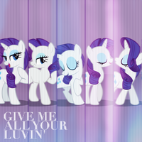Madonna - Give Me All Your Luvin' (Rarity) by AdrianImpalaMata