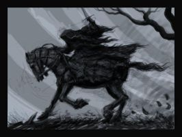 Black Rider Study by VegasMike