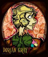 Dorian Gray by dwitefrye