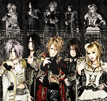 Versailles by societyisfucked