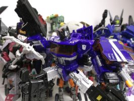 Kold Blue Konvoy-Diaclone Optimus Prime by forever-at-peace