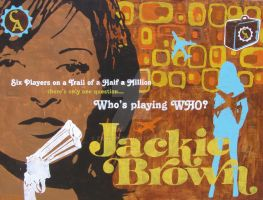 Jackie Brown by ZaneAG