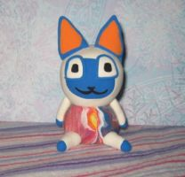Animal Crossing Clay Mitzi by MadameWario