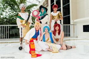 Magi Group by x-Lady-Euphoria-x