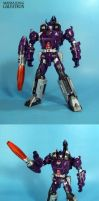 Maniaking Galvatron by Unicron9