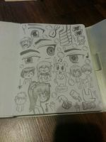 Doodles 1 by RockySmith