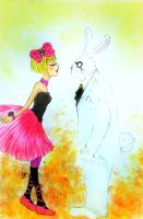 Love Mr Rabbit by hanarosa