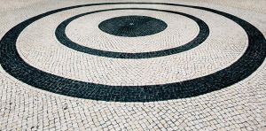 Stone Circle Floor by gabriella-stock