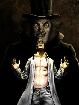The Strange Case of Dr. Jekyll Mr. Hyde by Adrean-BC