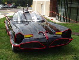 Batmobile Front by 12jack12