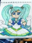 sailor mini neptune-healer by Boo1194