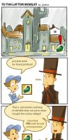 to the layton mobile by 2nekos