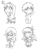 LO4S Chibi 4 by ThienHoaLinh00