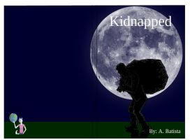 Kidnapped Bookcover by liongirl2289