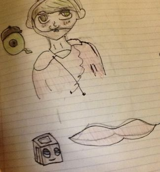 Co-op with friend, Jacksepticeye (me) by catloverspace